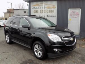 CHEVROLET EQUINOX LT 2010 ***4X4,BLUETOOTH,TOIT OUVRANT,MAGS***