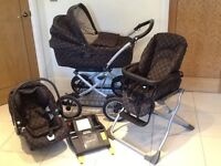 Mamas and Papas Excel Travel System