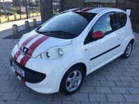 Peugeot 107 1.0 16v Sport