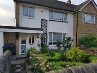 3 Bed Semi With Drive Garage Landscaped Gardens Huge Patio And Dining Room