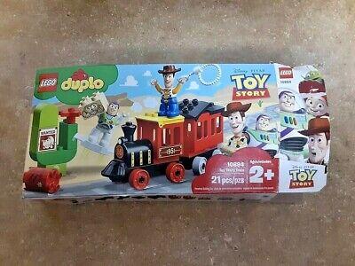 LEGO 10894 Duplo Disney Pixar Toy Story Train - Fast Shipping