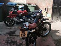 Yamaha dt50mt