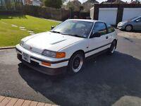 Honda CRX 1.6 16v 1989