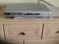 Philips DVD player/ recorder