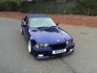 BMW 328 E36 CONVERTIBLE MUST BE SEEN M3