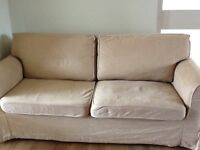 IKEA 3 seater sofabed