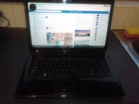 dell laptop in mint condition £130 no offers may take cheap px ipad or laptop