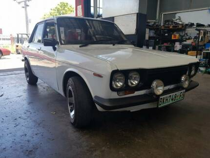 1973 Datsun 1600 510 SSS Genuine Matching Numbers