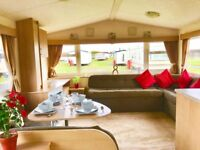12 Foot Wide Pre Owned Static Caravan For Sale At Sandylands Saltcoats With Fees Included Till 2019