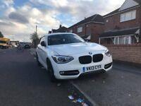 BMW 1 Series 114i Sport Petrol/3DR/Cat C Repaired/Angel Eyes/135i Alloys