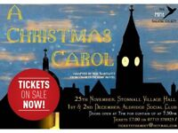 """The Mint Theatre society Presents """"A Christmas Carol"""""""