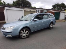 Ford Mondeo GHIA X Full SPEC Duratec 2.0 2004 129K