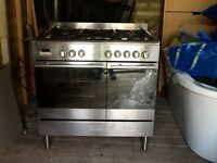 Beaumatic gas cooker for sale.