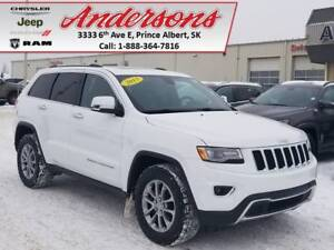 2015 Jeep Grand Cherokee Limited *Fully Loaded*