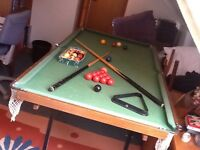 Snooker,Billiard,Pool Table.