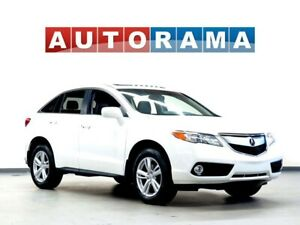 2015 Acura RDX TECH PKG NAVI BACK UP CAM LEATHER SUNROOF AWD