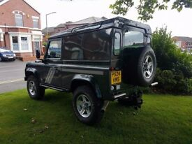 Land Rover Defender 90tdi