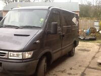 Swb iveco daily