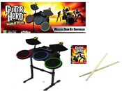 Guitar Hero World Tour Xbox 360 Drums