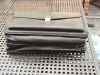 Black Brief Case / Laptop Case