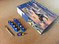 Revell Eurofighter Typhoon Model Kit incl paints