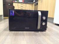 Samsung Microwave MS23F301EAK Black