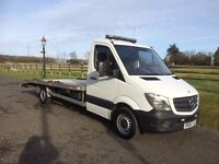 Mercedes-Benz Sprinter 2.1 313CDI Chassis Cab car transporter/recovery truck
