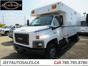 2008 GMC C5500 Van Body