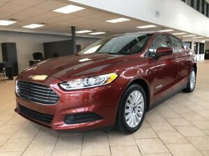 2014 Ford Fusion S Hybrid Mags Bluetooth