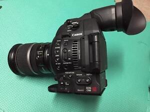 Canon C100 MK II Cinema Camera