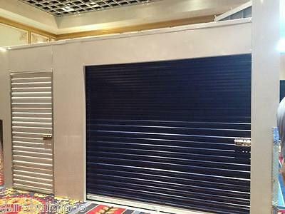 Durosteel Janus 14x14 Commercial 2500 Series Heavy Duty Roll-up Door Direct