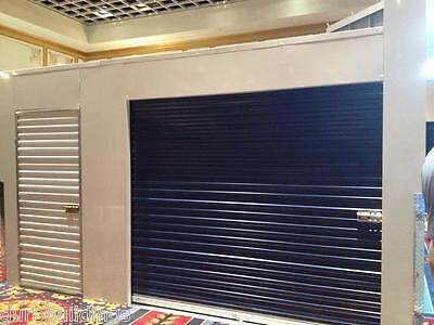 Durosteel Janus 14x14 Commercial 2500 Series Heavy Duty Roll-up Door Direct
