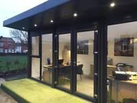Office Garden Rooms