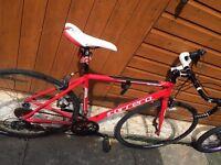 Sellin Carrera Road Bike