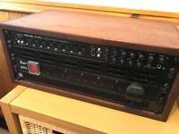 Tascam US-1800 Recorder & Sound Card, Wood U-Rack, U-Power Supply & U-Cable Tidy