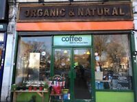 Health Food Shop Lease For Sale . 12 Years Lease Remaning. Very Good Location on Lower Clapton Road