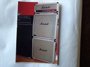 Amplificateur marshall jcm-2000