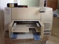 HEWLETT PACKARD DESKJET 820cxi PRINTER