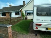 2 bed bungalow east devon for scotland