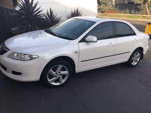 Mazda 6 with long rego Darraweit Guim Macedon Ranges Preview