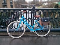 Beautiful, well-maintained Ladies Pendleton hybrid commuting bike for sale