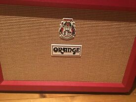 Orange PPC212 guitar cab