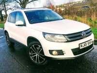 ✅2013 Volkswagen Tiguan 2.0 TDI SE TDI BLUETECH 4 MOTION👉👉 £58 A WEEK FINANCE