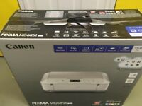 Pixma MG 6851 .New and unused Printer for sale. In perfect condition, has wireless connection