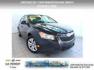 2014 CHEVROLET CRUZE LT, TURBO, My LINK, BLUETOOTH