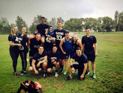 Flag Gridiron players wanted, Thu nights, St Peters St Peters Marrickville Area Preview