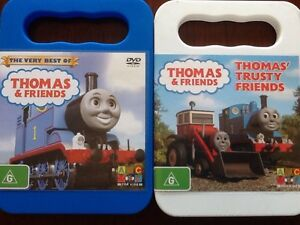 Thomas the Tank Engine DVD's, The very best & Trusty Friends Tumut Tumut Area Preview