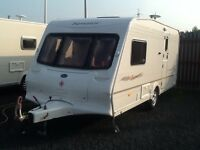 2004 Bailey senator Vermont 2 berth end changing room with fitted mover
