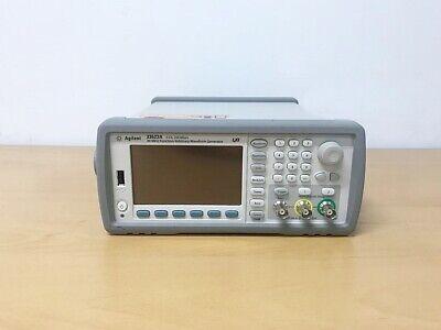 Keysight Agilent 33522a Function Arbitrary Waveform Generator