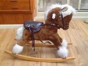 Vintage rocking horse Croydon Maroondah Area Preview
